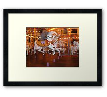 Catch me, Catch me if you can! Framed Print