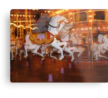 Catch me, Catch me if you can! Metal Print