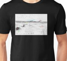 SAIL IS UP(C AUG 15 2008) Unisex T-Shirt
