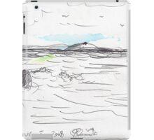 SAIL IS UP(C AUG 15 2008) iPad Case/Skin