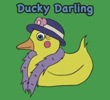Ducky Darling One Piece - Short Sleeve