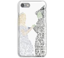 For Good iPhone Case/Skin