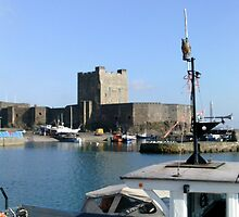 CARRICKFERGUS HARBOUR by Rosetta Jallow