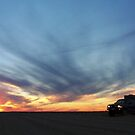 Touring on the Oodnadatta Track by Tim Coleman