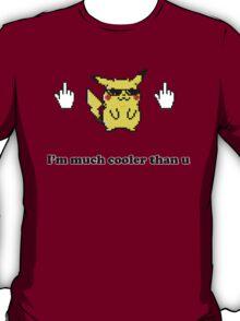 Cool Pikachu Dude T-Shirt