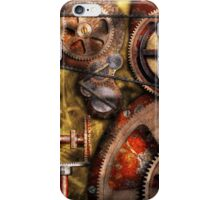 Steampunk - Gears - Inner Workings iPhone Case/Skin