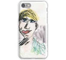 Part Tab Works - woman 4 iPhone Case/Skin