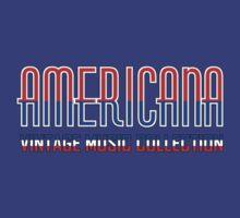 Americana Music  by kennyn