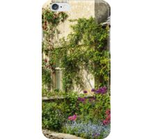 Cotswold Cottage Garden  iPhone Case/Skin