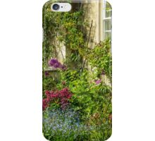 Cotswolds Cottage Garden iPhone Case/Skin