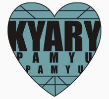 ♥ KYARY by InsaneAsylum