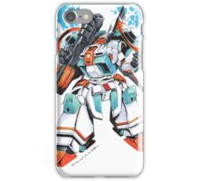 Metal Storm M-308 Gunner Mecha iPhone Case/Skin