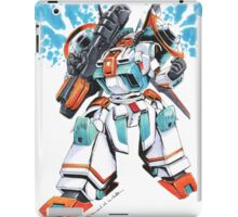 Metal Storm M-308 Gunner Mecha iPad Case/Skin
