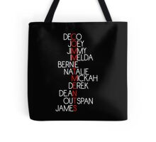 The Commitments names Tote Bag