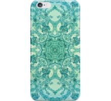 - Azure garden - iPhone Case/Skin