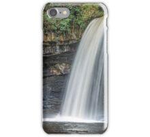 Sgwd Gwladys Waterfall Vale of Neath iPhone Case/Skin