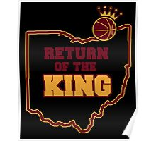 RETURN OF THE KING Poster