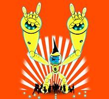 Rock-On (THUMBS FIXED) Unisex T-Shirt