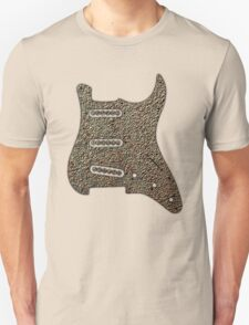 Rusty Guitar Pickguard T-Shirt