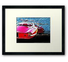 Sprint Speciale Framed Print