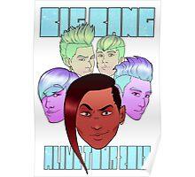 Big Bang 'Alive' Tour 2012 Poster