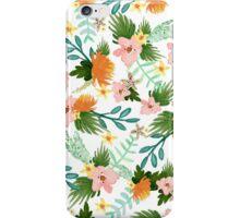 Coastline Floral iPhone Case/Skin