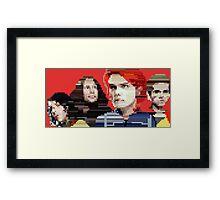 My Chemical Romance- Danger Days Framed Print