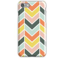 Cheerful Chevron iPhone Case/Skin