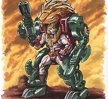 He-Man: The Fang of Grayskull by Mecha-Zone