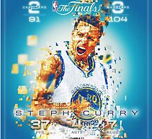 stephen curry by makelele888