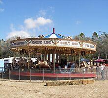 Steam Carousel by michellerena