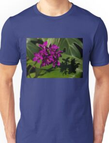 Shadows of Orchids Unisex T-Shirt