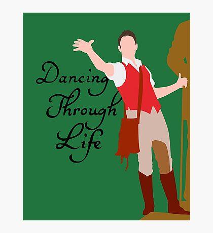 Dancing Through Life Photographic Print
