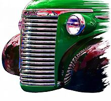'39 Chevy Truck by scat53
