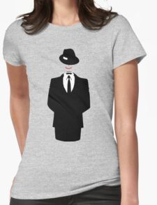 Smirk Womens Fitted T-Shirt