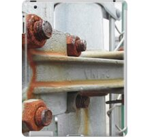 Rust-Tinged Hinge iPad Case/Skin