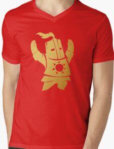 Praise the Sun! Mens V-Neck T-Shirt