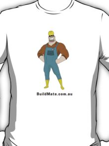 Strong big safe guy.. T-Shirt