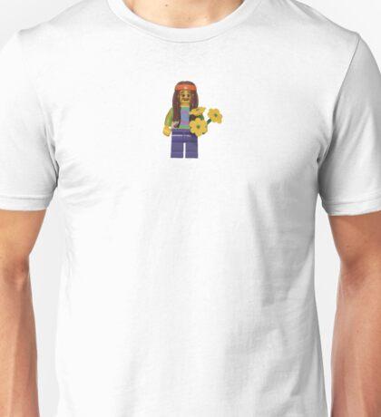 LEGO Hippie Unisex T-Shirt