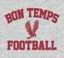 Bon Temps Football by teesupply