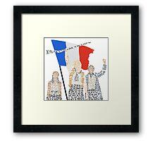Les Miserables Framed Print