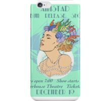 Amistad Live at Powerhouse iPhone Case/Skin