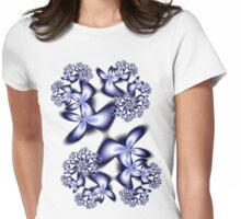 Midnight Garden t-shirt Womens Fitted T-Shirt