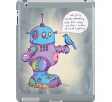 I was going to say something cute and witty...  iPad Case/Skin