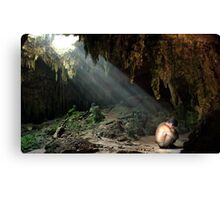 The Marking of Cain Canvas Print