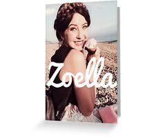 Zoella Designs Greeting Card