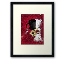 The Vagaries of Fortune Framed Print