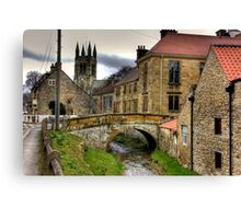 Helmsley - North Yorkshire Canvas Print