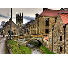 Helmsley - North Yorkshire Photographic Print