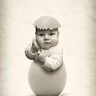 Baby egg by Unai Ileaña